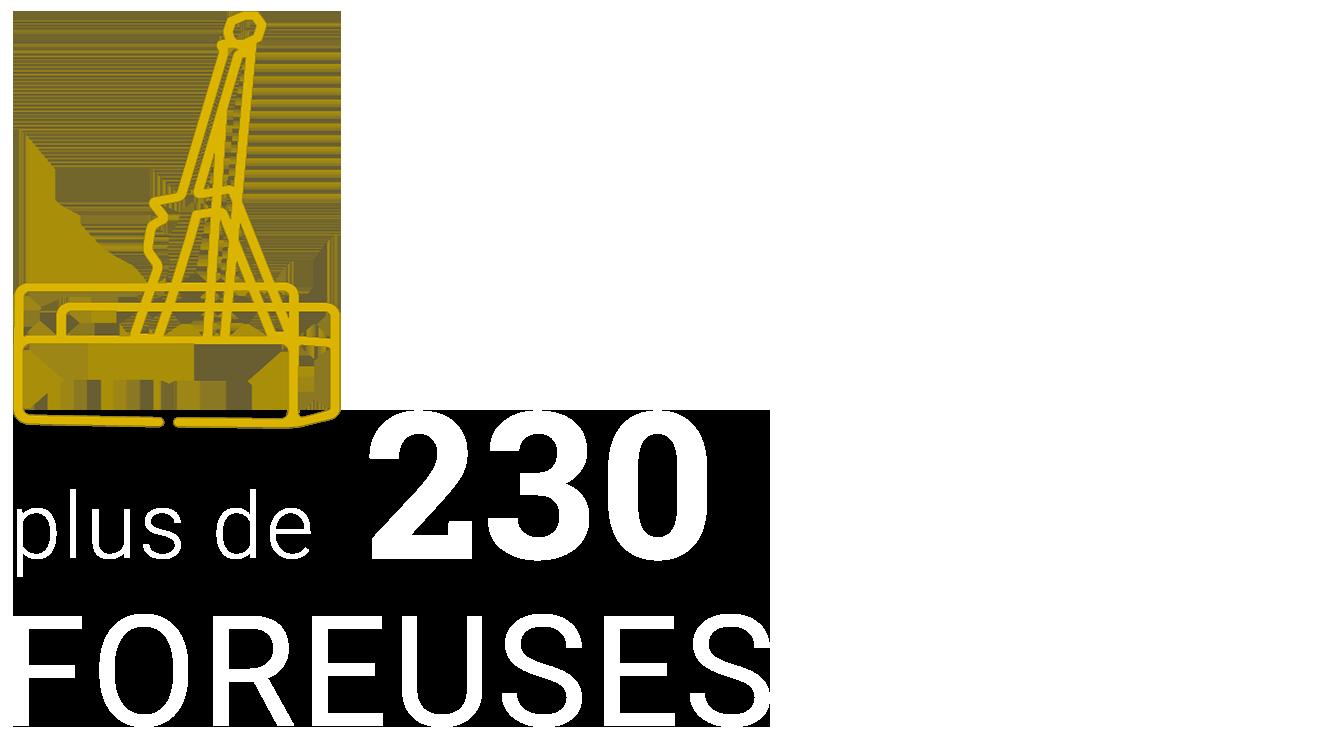 Équipement - Forage Orbit Garant